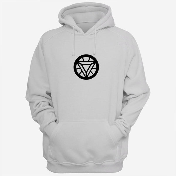 Triangel Iron Man Arc Reactor Men Hoodies | Women Hoodie | Teesmarvel