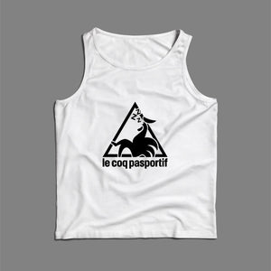 The Pasportif Cock Men Tank Top | Teesmarvel