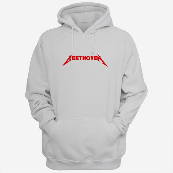 Beethoven Metallica Style Men Hoodies | Women Hoodies | Teesmarvel