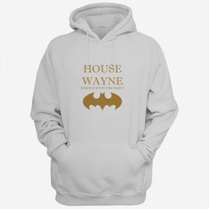 House Wayne Strong With The Night Batman Men Hoodies | Women Hoodies | Teesmarvel