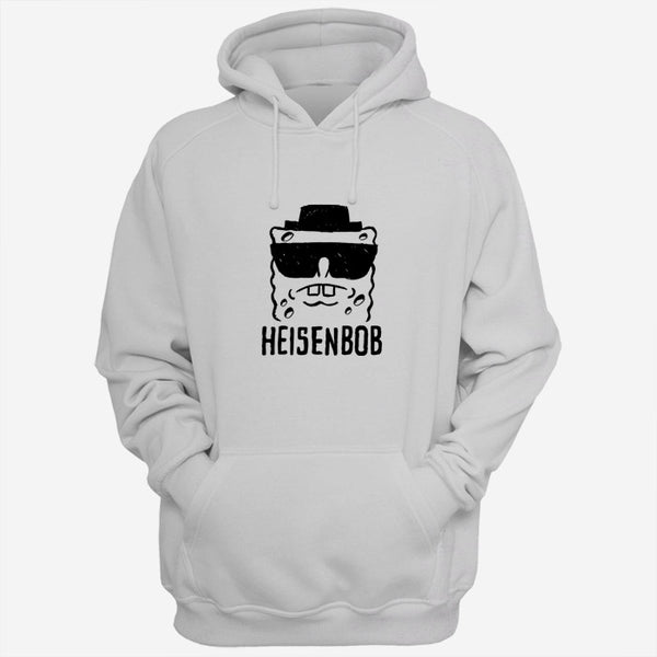 Sponge Bob Heisenbob Heisenberg Breaking Bad Parody Men Hoodies | Women Hoodies | Teesmarvel