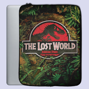 The Lost World Jurassic Park Laptop Sleeve | Teesmarvel