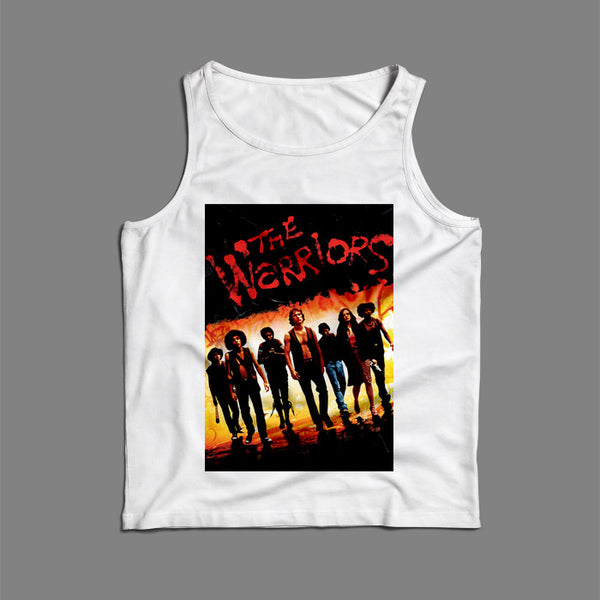 The Warriors Film And Game Play Men Tank Top | Teesmarvel