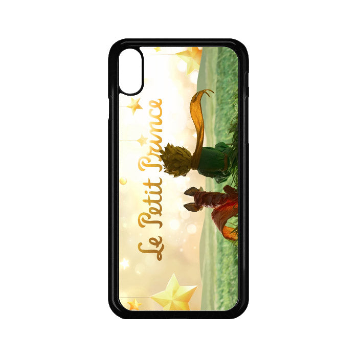 Le Petit Prince Man And Fox iPhone XS Max Case | Teesmarvel