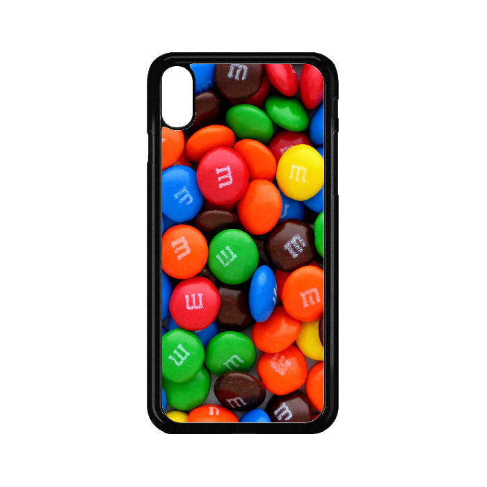 M&M Candy Chocolate iPhone XS Max Case | Teesmarvel