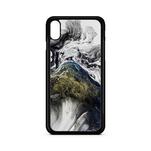 Abstract Water Paint iPhone XR Case | Teesmarvel