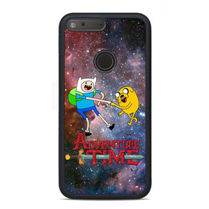 Adventure Time Galaxy Google Pixel Case | Teesmarvel