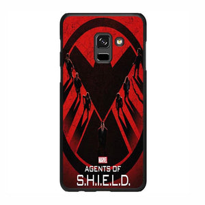 Agent Of Shield Poster Samsung Galaxy A7 2017 Case | Teesmarvel