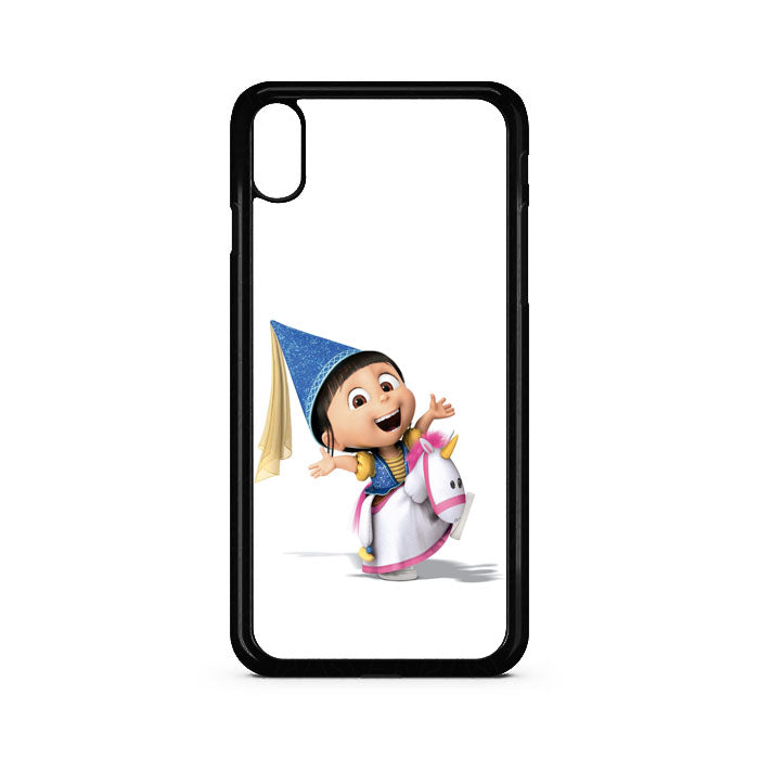 Agnes With Unicorn iPhone XR Case | Teesmarvel