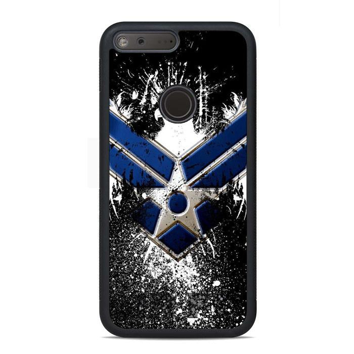 Air Force Logo Google Pixel Case | Teesmarvel
