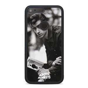Alex Turner Arctic Monkeys Google Pixel Case | Teesmarvel