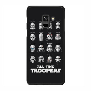All Time Troopers Star Wars Samsung Galaxy A7 2017 Case | Teesmarvel