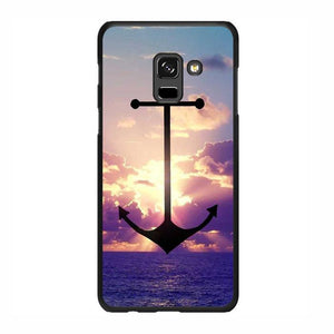 Anchor Refuse To Sink Samsung Galaxy A7 2017 Case | Teesmarvel