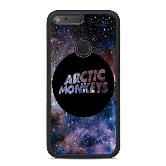 Arctic Monkeys Logo Galaxy Google Pixel Case | Teesmarvel