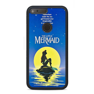Ariel The Little Mermaid Google Pixel Case | Teesmarvel