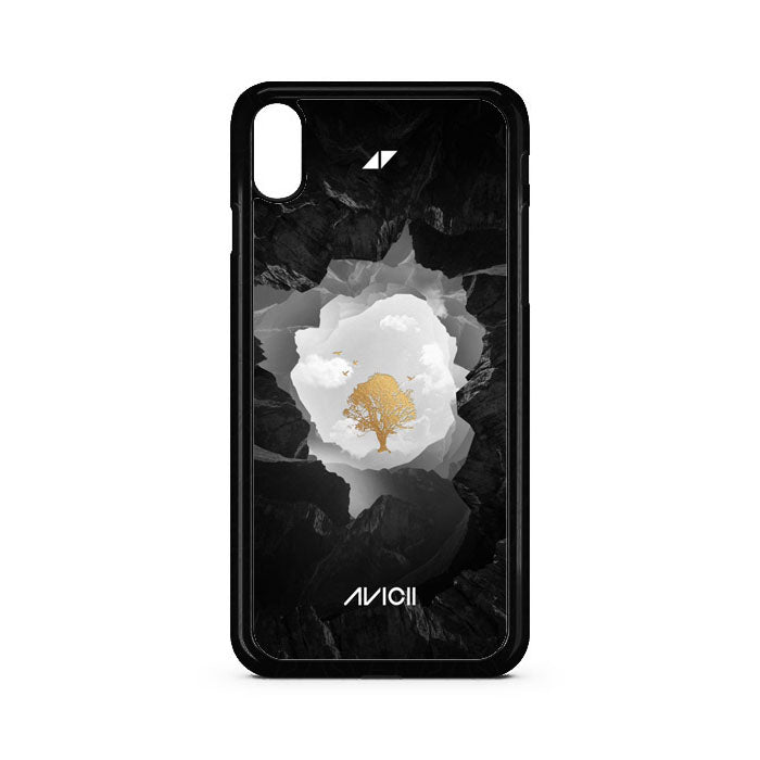 Avicii Cover Album iPhone XS Max Case | Teesmarvel