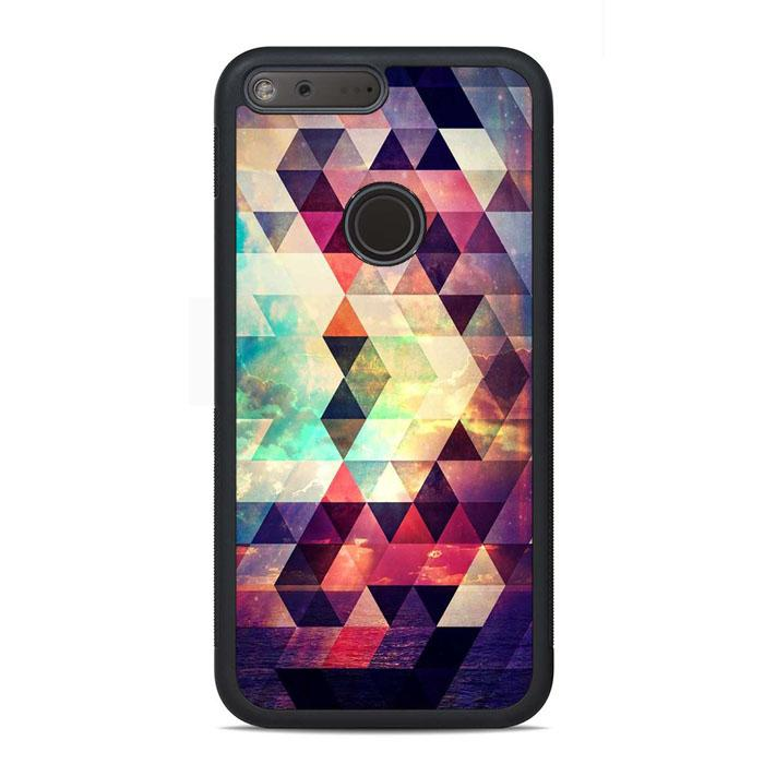 Aztec Sea And The Sunset Google Pixel Case | Teesmarvel