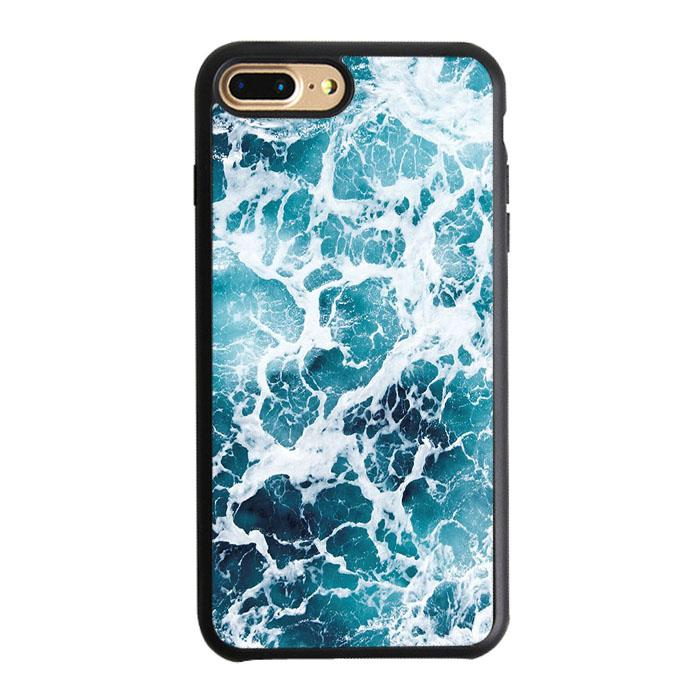 Blue Sea Water iPhone 7 Plus Case | Teesmarvel