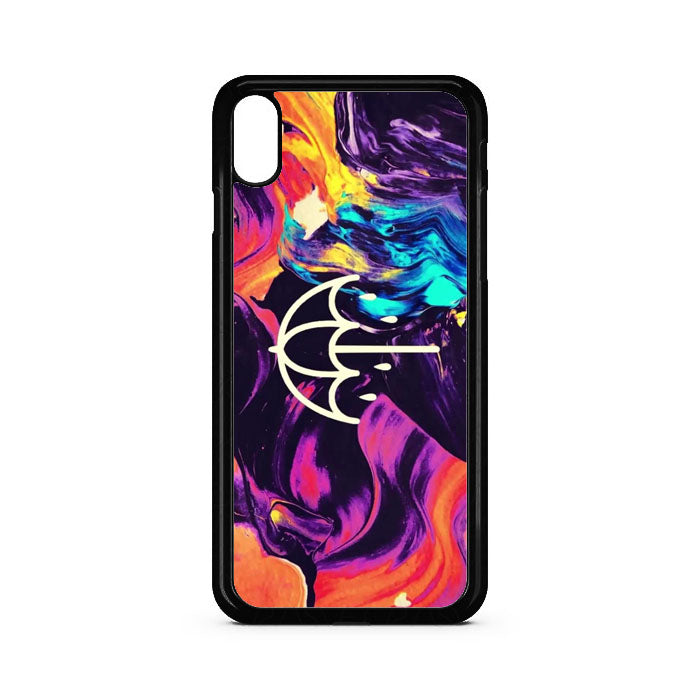 Bmth Thats The Spirit Album Cover iPhone XS Max Case | Teesmarvel