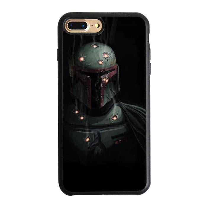 Boba Fett Star Wars iPhone 7 Plus Case | Teesmarvel