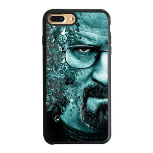 Breaking Bad Heisenberg Face iPhone 7 Plus Case | Teesmarvel