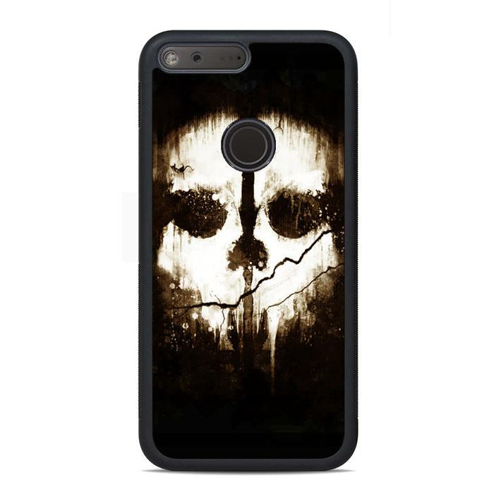 Call Of Duty Ghosts Logo Google Pixel Case | Teesmarvel