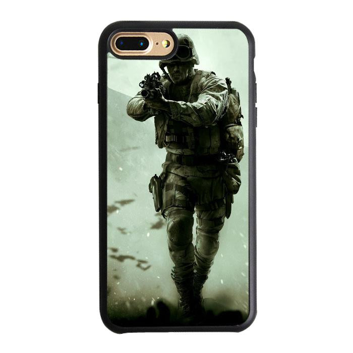 Call Of Duty Modern Warfare iPhone 7 Plus Case | Teesmarvel
