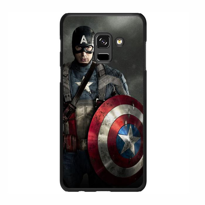 Captain America War Samsung Galaxy A7 2017 Case | Teesmarvel