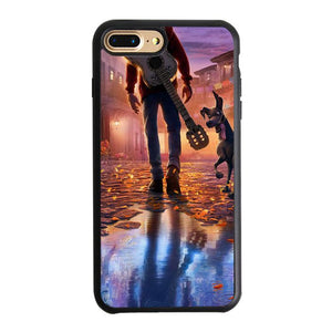 Coco Movie Miguel Walk With Dog iPhone 7 Plus Case | Teesmarvel