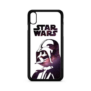Darth Vader Star Wars Galaxy iPhone XR Case | Teesmarvel