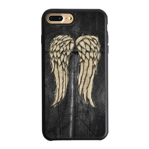 Daryl Dixon Wings The Walking Dead iPhone 7 Plus Case | Teesmarvel