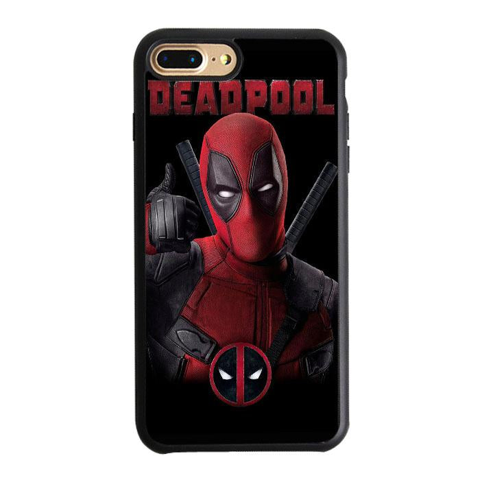 Deadpool Poster iPhone 7 Plus Case | Teesmarvel