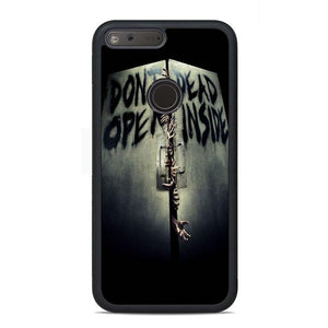 Dont Dead Open Inside The Walking Dead Google Pixel Case | Teesmarvel