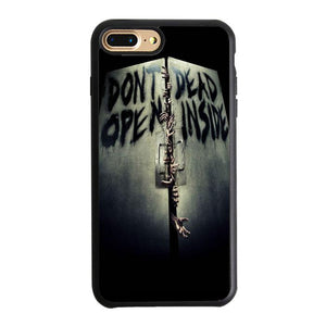 Dont Dead Open Inside The Walking Dead iPhone 7 Plus Case | Teesmarvel
