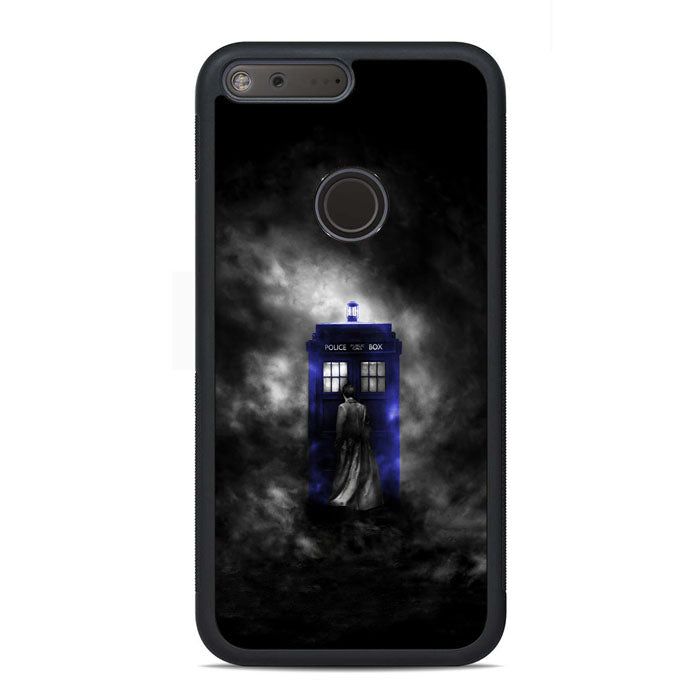 Doctor Who Tardis Google Pixel Case | Teesmarvel