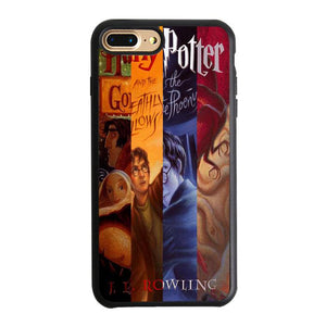 Harry Potter Custom Cover Jk Rowling iPhone 7 Plus Case | Teesmarvel