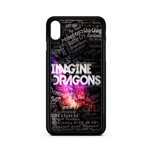 Imagine Dragons Quotes iPhone XS Case | Teesmarvel