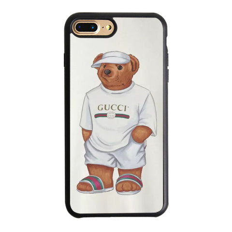 Polo Bear Hype Shirt iPhone 8 Plus Case | Teesmarvel
