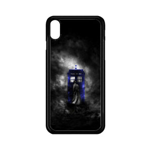 Doctor Who Tardis iPhone XS Case | Teesmarvel