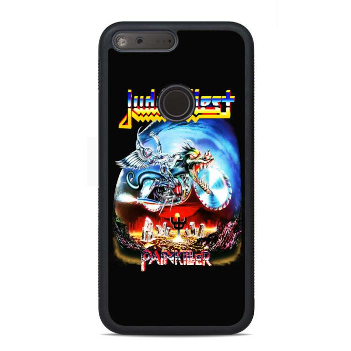 Judas Priest Painkiller Google Pixel Case | Teesmarvel