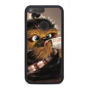 Little Chewbacca Star Wars Google Pixel Case | Teesmarvel