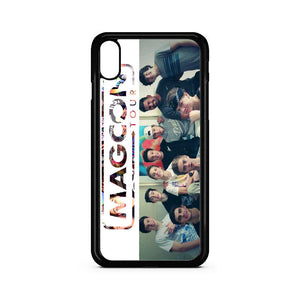 Magcon Tour Family iPhone XR Case | Teesmarvel