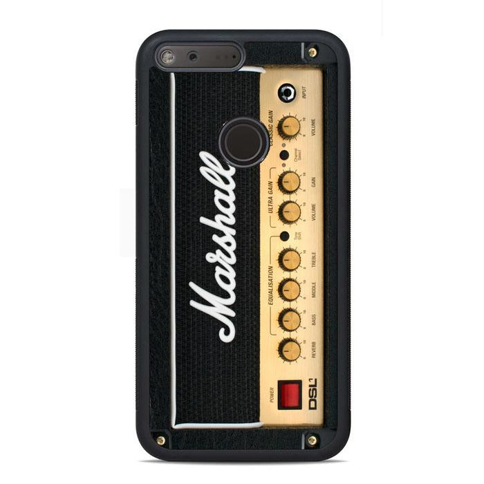 Marshall Amplifier Google Pixel Case | Teesmarvel