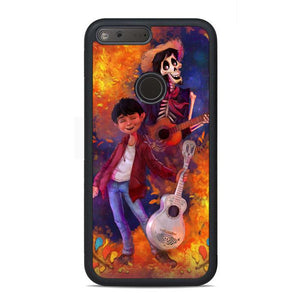 Miguel And Hector Coco Disney Movie Google Pixel Case | Teesmarvel