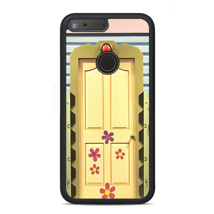 Monster Inc Boo Door Google Pixel Case | Teesmarvel