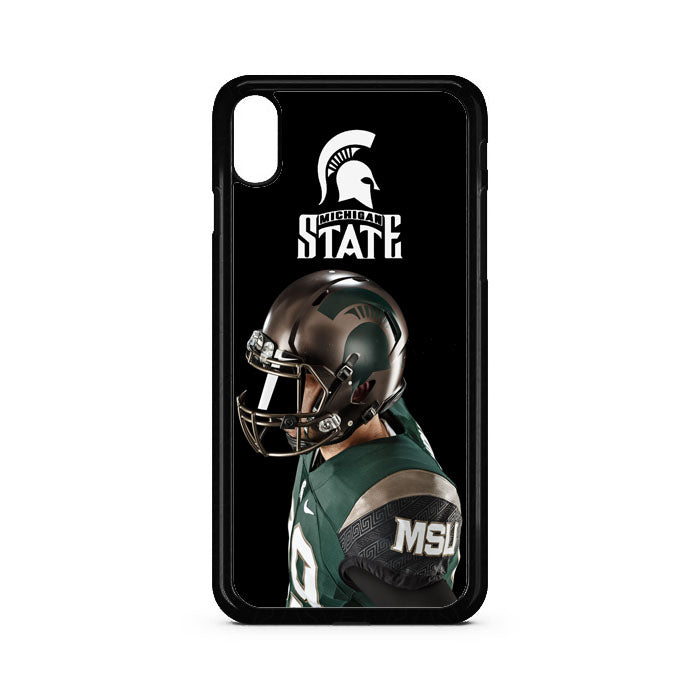 New Michigan State Football iPhone XR Case | Teesmarvel