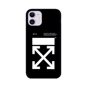 Off White Logo iPhone 11 Case | Teesmarvel