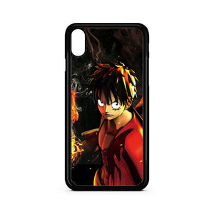 One Piece Luffy iPhone XS Max Case | Teesmarvel