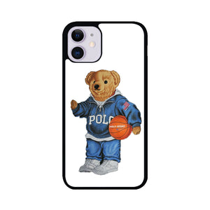 Polo Bear iPhone 11 Case | Teesmarvel