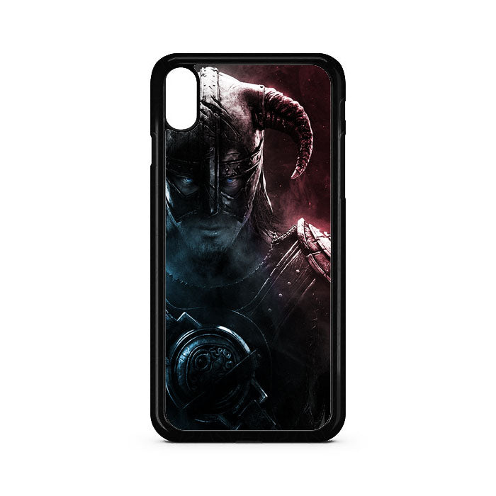 The Elder Scrolls V Skyrim iPhone XS Case | Teesmarvel